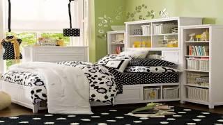 غرف نوم للبنات في سنة المراهقة