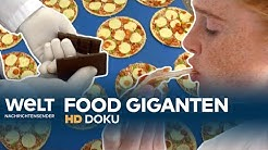 Food Giganten: Tiefkühl-Pizza 🍕 Schokoladenfabrik 🍫 Großmark 🍇 | HD Doku
