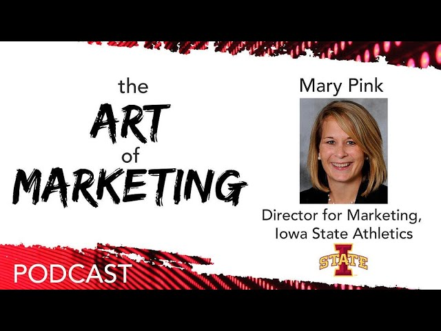 028: The Woman Behind the Cyclones Marketing Magic w/ Mary Pink