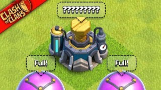 ***Clash of Clans #1 LEGENDARY UPGRADE!*** (I'M GOING FOR IT)