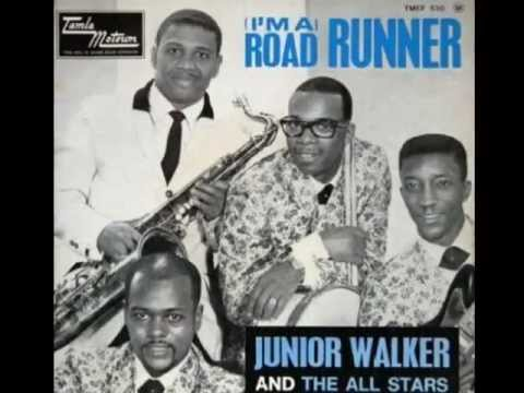 Jr Walker & The All-Stars Funk Brothers (I'm A) Road Runner My Extended Version!