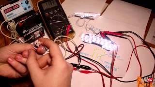 видео Стабилизатор 12 вольт, КР142ЕН8Б