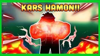 [CODICE] Questo è Kars Hamon! JoJo Blox Roblox