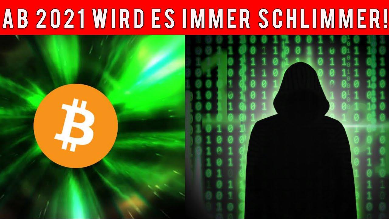 Zeitreisender warnt dass Bitcoin die Welt nach 2021 ins Chaos stürzen wird!