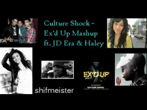 Culture Shock,Lomaticc, Sunny brown - eX'd Up Mashup ft. JD Era + Haley Small