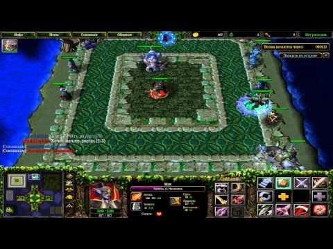 Warcraft 3 (Survival island) новая версия