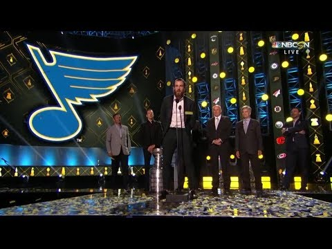Big Mike - Blues Honored at 2019 NHL Awards!