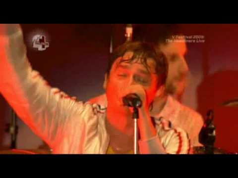 Keane - Under Pressure (Live V Festival 2009) (High Quality Video) (HD)