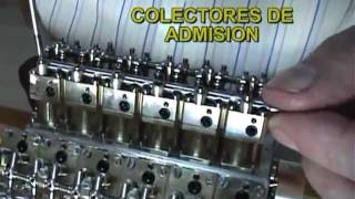 Repeat youtube video v12 RC Engine Model Construction