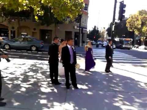 Just get married around  San Jose