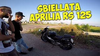 SBIELLATA APRILIA RS 125 - BLOW UP + REACTION | LUCASS98 MOD ON