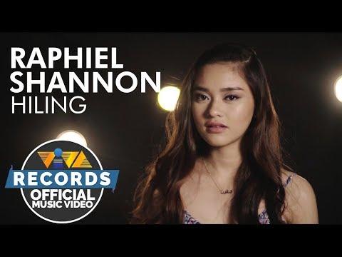 Raphiel Shannon — Hiling [Official Music Video]