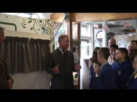 START - The Royal Tour, Newcastle and Incredible Edible Todm