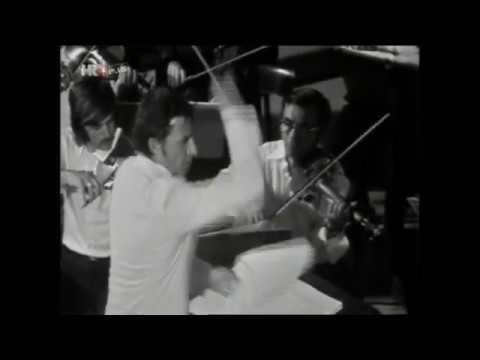 Kuljeric conducts Triptihon by I  Brkanovic