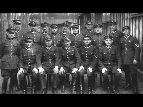 PRZEDWOJENNE PIONKI - PROFESOR MAREK WIERZBICKI