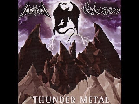 Vulcano/Nifelheim - Thunder Metal (FULL ALBUM) thumb