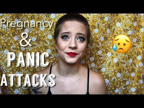 PREGNANCY AND PANIC DISORDER // MY STORY