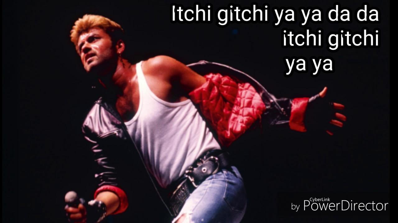 George Michael - Lady Marmalade Live (with lyrics)