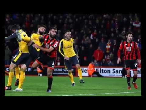 Download Olivier Giroud caps Arsenal's fightback to earn point in Bournemouth thriller