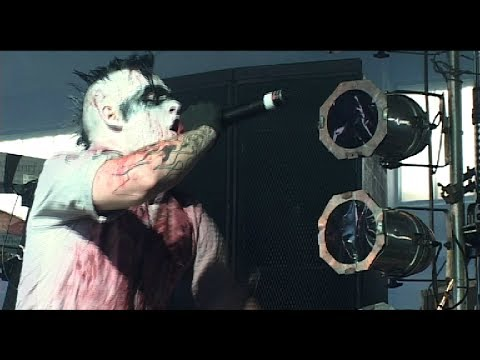 Combichrist - This Shit Will Fuck You Up (official) (Crazy Clip TV 100 / live / 4 Cams / 2005)