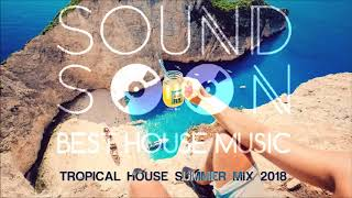 MUSICA DA SPIAGGIA ESTATE 2018 - 🌴 Melodic & Tropical Deep House | Summer 2018 Mix