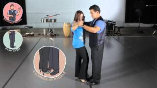 Five(ish) Minute Dance Lesson: Merengue, Level 1