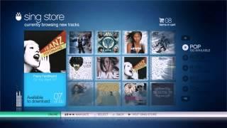 SingStar PC 2008 Gameplay