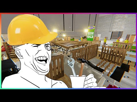 COMPLETING THE BASE! SCP-3008 Game [#5]