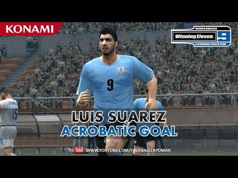 WE9LE | Suarez