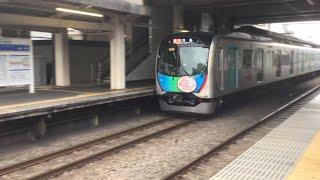 【40000系40152F編成】急行拝島行 東伏見通過【西武新宿線2020】