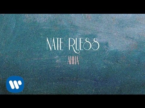 Nate Ruess: AhHa (LYRIC VIDEO)