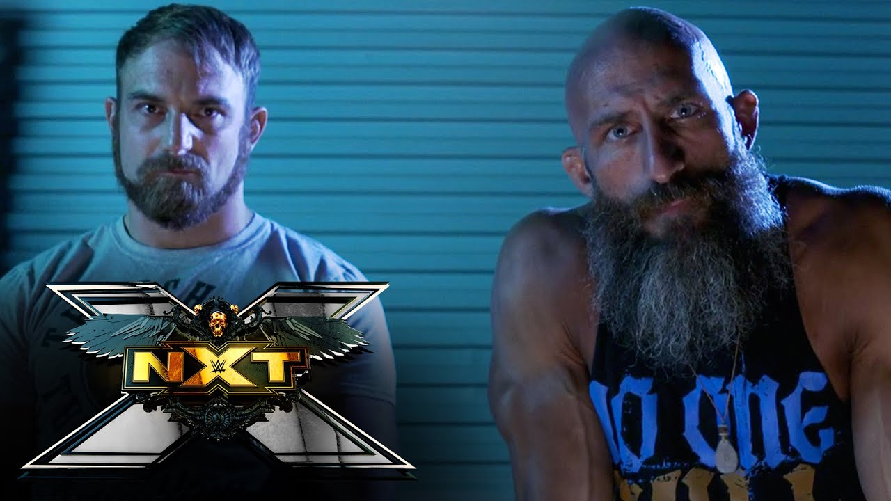 Tommaso Ciampa & Timothy Thatcher eye the NXT Tag Team Titles: WWE NXT,  April 13, 2021 - YouTube