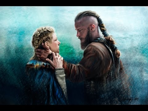Vikings Ragnar Lagertha