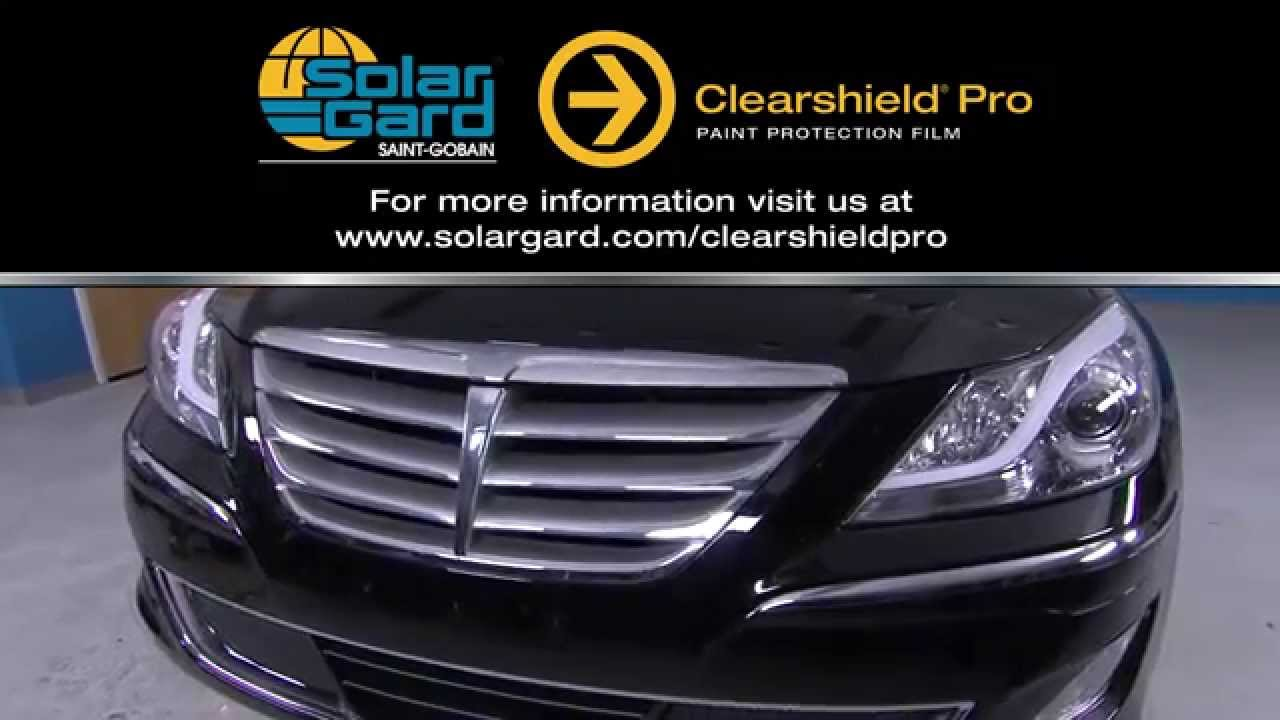 Clearshield Pro Paint Protection Film The Best You Will Never See