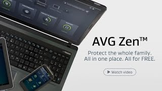 AVG Zen. Welcome to a simpler life. thumbnail