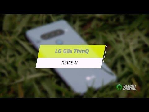Review | LG G8S ThinQ | #OlharDigital