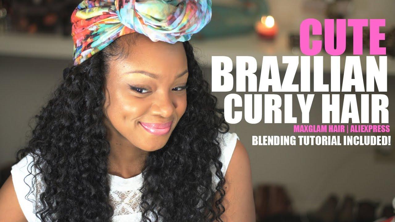 How i blend natural hair with brazilian hair maxglamhair how i blend natural hair with brazilian hair maxglamhair borderhammer youtube pmusecretfo Images