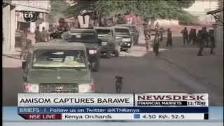 Somali National Army acquire full control of Barawe