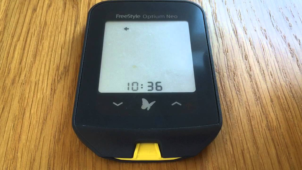How To Change The Time And Date On A Freestyle Optium Neo