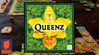 Queenz — Fun & Board Games w/ WEM