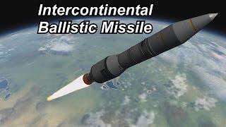 KSP - Intercontinental Ballistic Missile - ICBM screenshot 3