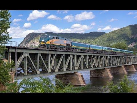 Toronto To Ottawa By Train: VIA Rail's 'Canadian'