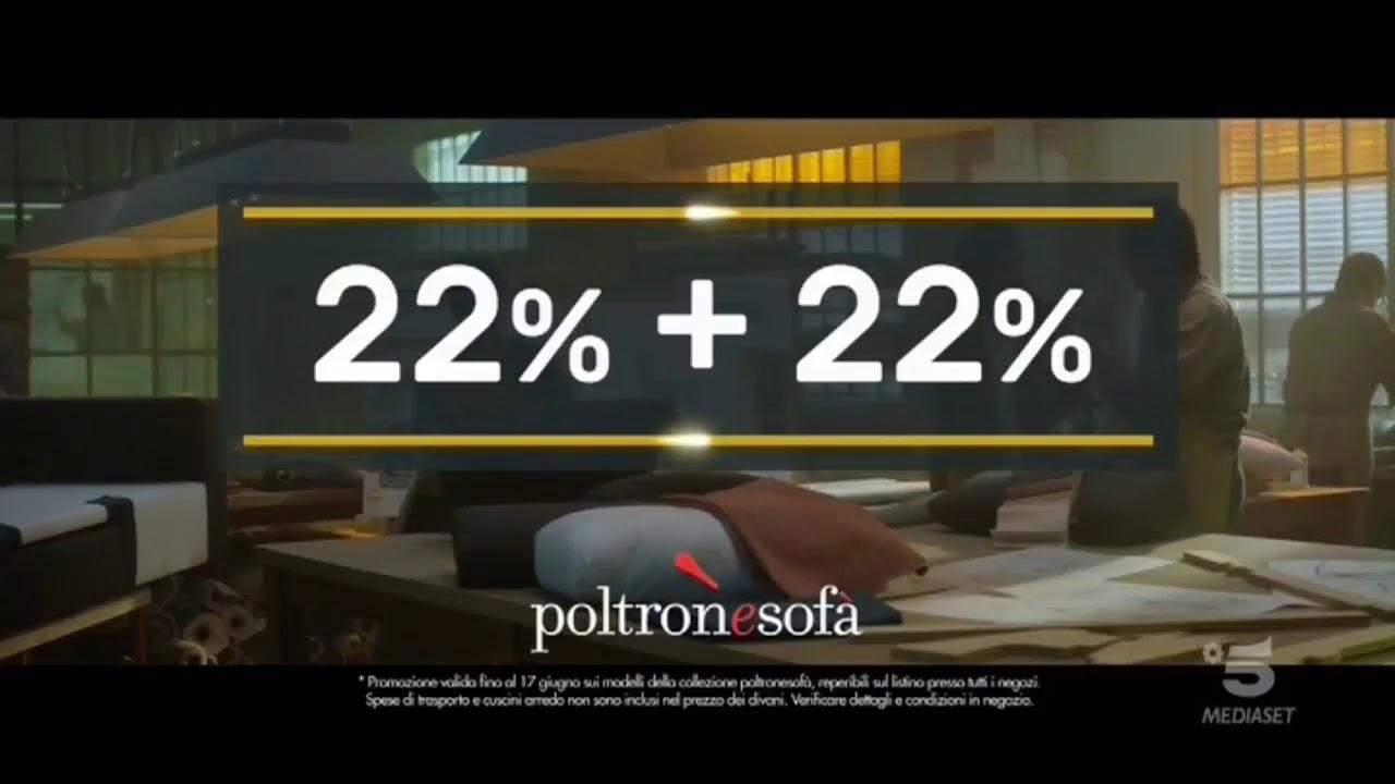 Poltronesofa.Poltronesofa 2018 Giugno Poltrone E Sofa Taglio Delliva Spot Estate 2018