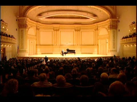 Cyprien Katsaris   at Carnegie Hall, New York City: In Memoriam Chopin