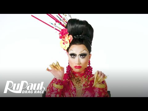 Yuhua Hamasaki Represents Her Culture & Heritage | RuPaul's Drag Race Season 10