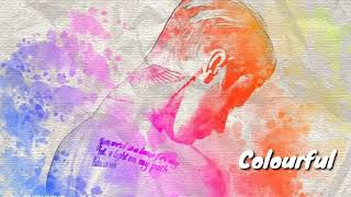Justin bieber colorful new song 💖💖