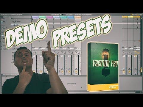 Air Music Technology: Vaccum Pro [Demo Presets]