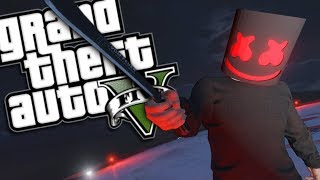 THE RETURN OF EVIL DJ MARSHMELLO MOD (GTA 5 PC Mods Gameplay)