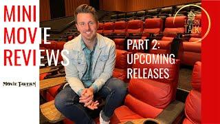 UNCUT GEMS, RICHARD JEWELL, LITTLE WOMEN & JUST MERCY Movie Reviews | Tavern Talk (part 2 of 2)