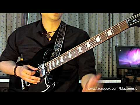 สอน เล่น Power Chords เบื้องต้น For Beginner by WHIN